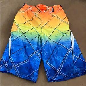 Swim shorts for boys size 14/16